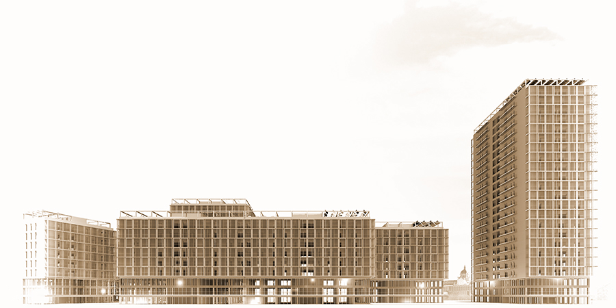 Centro de Enseñanza de Artes Escénicas y Visuales en la Rivera del Manzanares