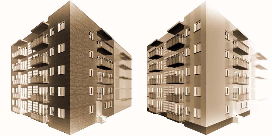 Rehabilitación de Edificio Residencial (I)